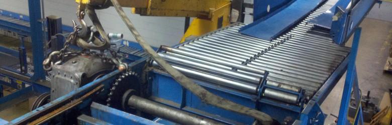 Sorter Rebuild - Conveyco Technologies Inc