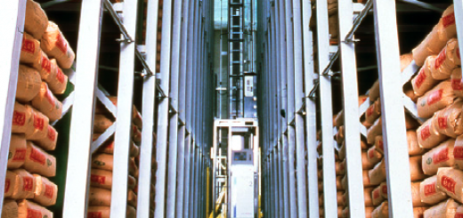 Automated Storage and Retrieval Systems - Conveyco Technologies Inc