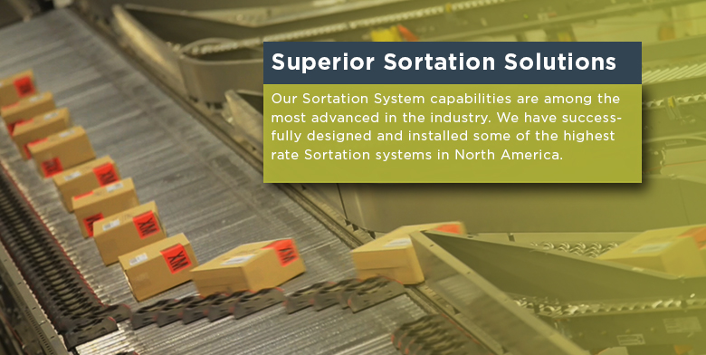 Sortation and sorter systems - conveyors - conveyco technologies