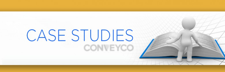 Conveyco Technologies Case Studies, material handling, warehouse automation, integrator