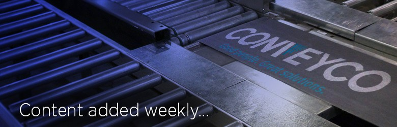 Content Added Weekly, Conveyco Technologies