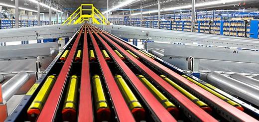 Conveyco Technologies - Narrow Belt Sorter - warehouse automation, integrator, material handling experts