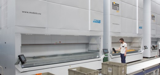 Vertical Lift Module - conveyco technologies