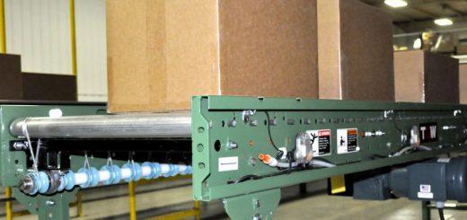 Line Shaft Conveyor - Conveyco Technologies Inc