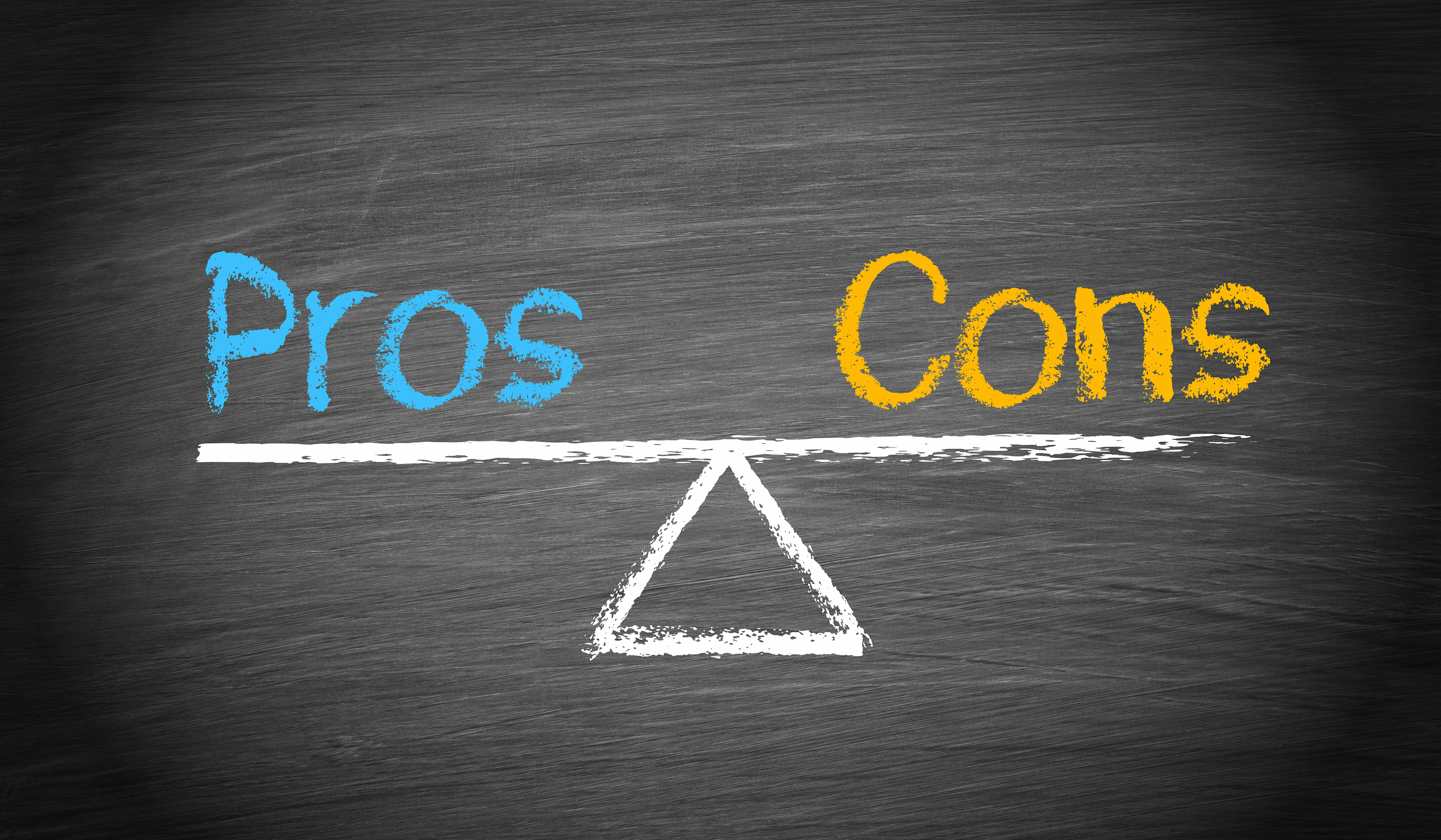 blog pros cons using consent