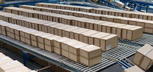 conveyor warehouse design