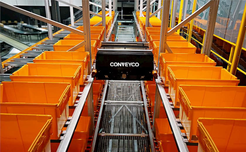 Automated Storage & Retrieval System (AS/RS) Types & Uses