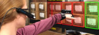 Augmented Vision Order Fulfillment for Picking, Carts, Replenishment & Put Wall Applications
