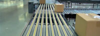 Pop-up Sorter and Strip Belt Sorter Conveyor