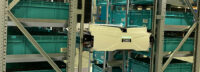 New Flexible Robotic High Density Shuttle Picking Systems Saves up to 90% of Floor Space